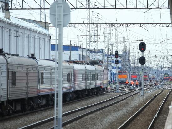 Движение нижегородских поездов изменится из-за ЧП под Владимиром