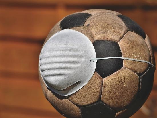В юношеской сборной России по футболу выявлено 13 случаев коронавируса