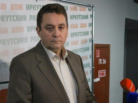 Депутат гордумы Иркутска Андрей Лабыгин сложил свои полномочия