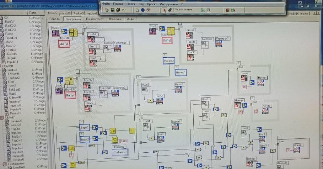 КВС по инвестпрограмме полностью завершило модернизацию КНС-22