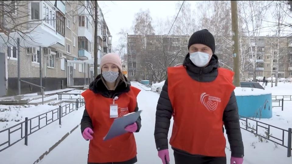 Волонтеры СвЖД доставили пенсионерам сертификаты на лекарства