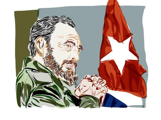 Саратовскому депутату сделали комплимент, что ему позавидовал бы Фидель Кастро