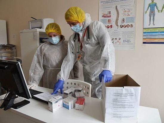 26 медучреждений Свердловской области доставляют лекарства на дом больным COVID-19