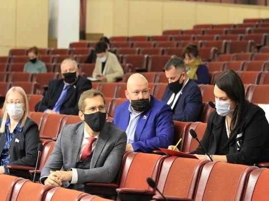 Тульская областная Дума обсудила, каким будет бюджет региона 2021 года