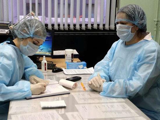 В больницы Чувашии в помощь врачам направлено 318 добровольцев