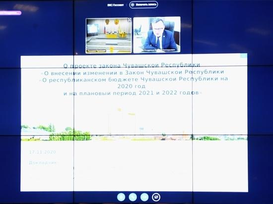 Бюджет Чувашии оцениваются «с плюсом» на 8,2 млрд рублей