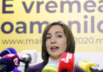 Майя Санду, свежеизбранный президент Молдавии — очень сдержанный политик, говорит мало и обтекаемо