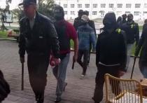 Минск приостанавливает диалог с ЕС по правам человека