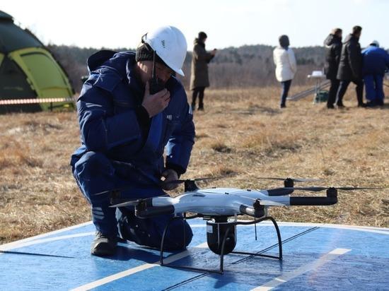 На Сахалине беспилотники будут предупреждать рыбаков об опасности