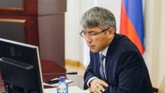Глава Бурятии сообщил, что федеральные министерства поддерживают введенный локдаун