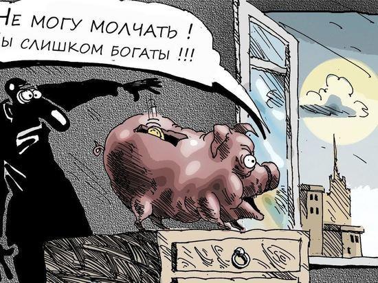 Ученый рассказал, как богатые осваивают заброшенные сибирские деревни