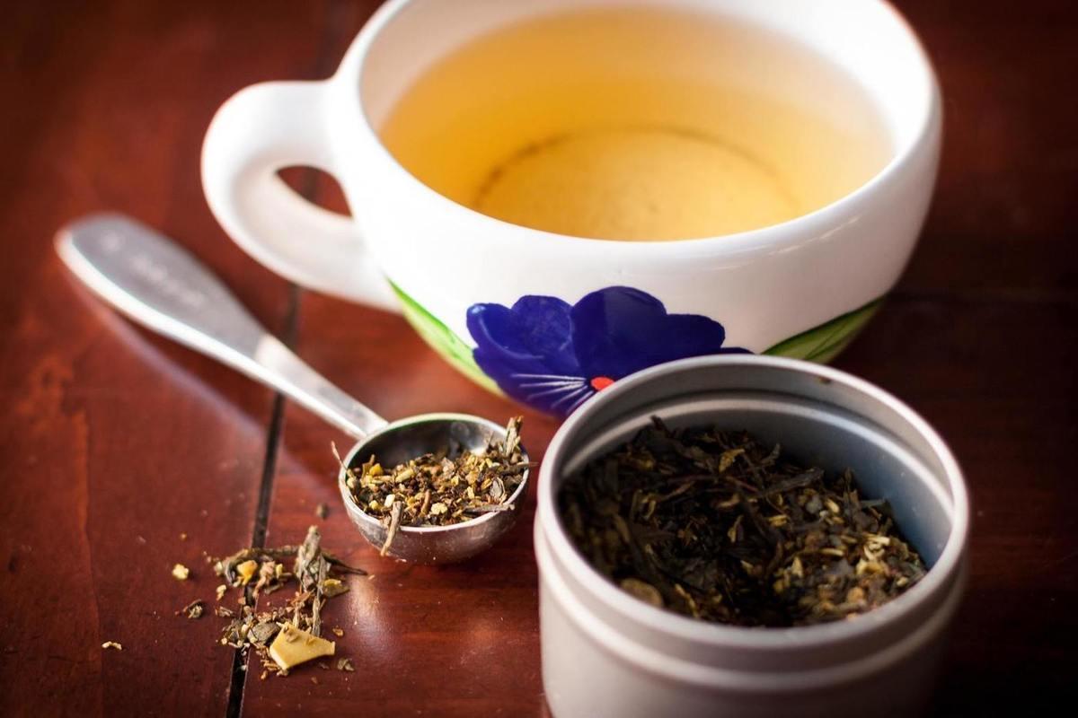 чай любимый напиток