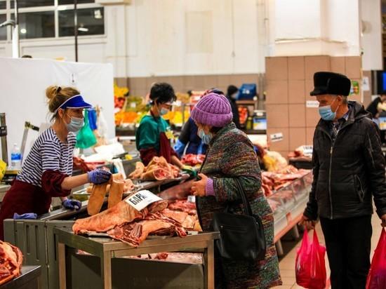 На Центральном рынке Иркутска проверили весы: 70 процентов врут