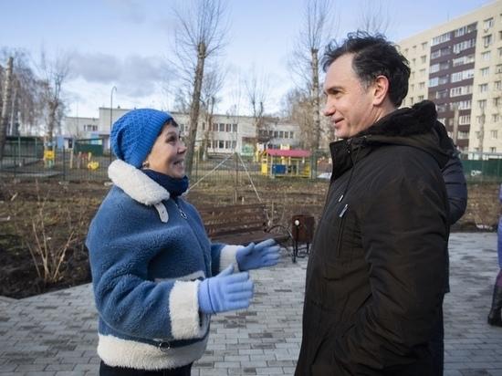 Депутаты горсовета Новосибирска оценили благоустройство Кировского района