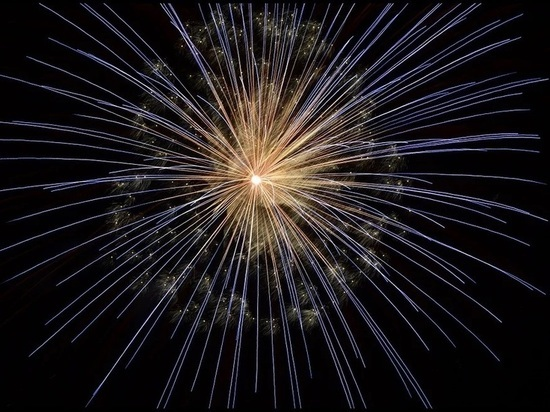 Калугу ожидает три новогодних фейерверка