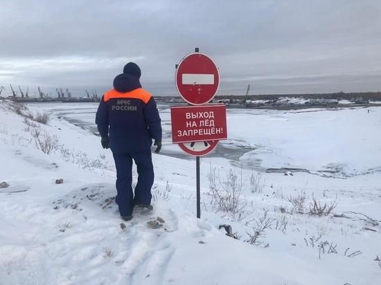 Открытие ледовых переправ вблизи Якутска откладывается