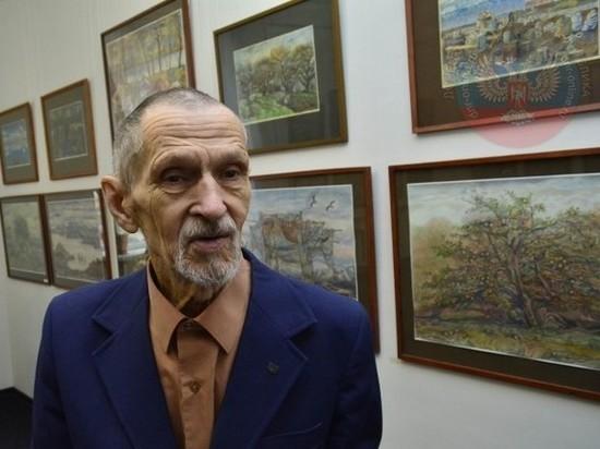 Донецкий музей готовится к открытию выставки Юрия Петрушкина