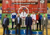 Костромич привез «золото» с чемпионата Европы по рукопашному бою