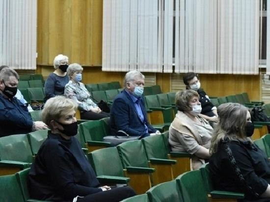 Обновлённый состав Общественной палаты Серпухова приступил к работе