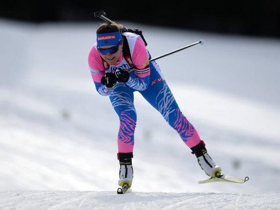 Екатерина Юрлова-Пехт не будет в этом сезоне выступать за сборную