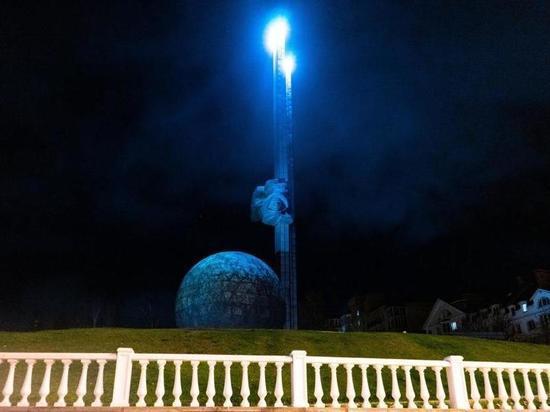 Калужские энергетики вернут «шарику» былое сияние