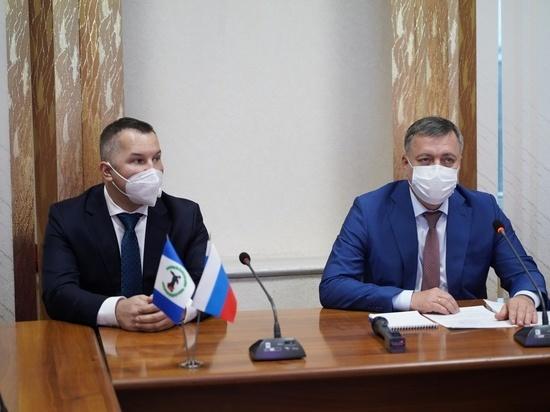 Министром здравоохранения Приангарья стал Яков Сандаков