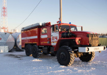 В сельских поселениях Ямала до конца года установят 25 пожарных водоемов
