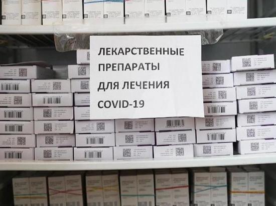 Волонтеры развезли по Абакану первые комплекты бесплатных лекарств