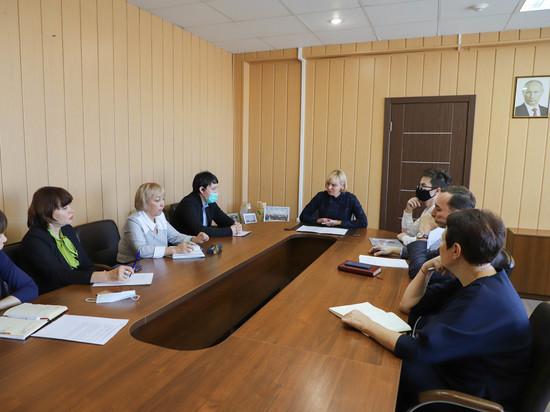 В Минкультуры Чувашии состоялась встреча с участниками конкурсов среди молодежи