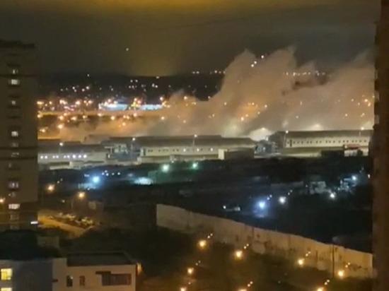 Взрыв прогремел в больнице в Коммунарке