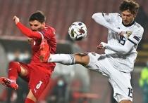 Ночной позор-2020: сербы унизили сборную России, забив сразу пять