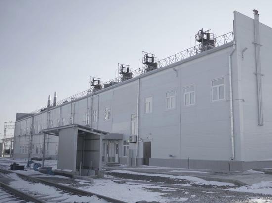 Пункт обслуживания локомотивов открыли на границе с КНР в Забайкалье
