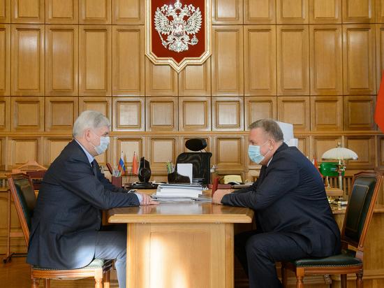 В Воронежской области началось производство кислородных установок для помощи заразившимся  COVID-19