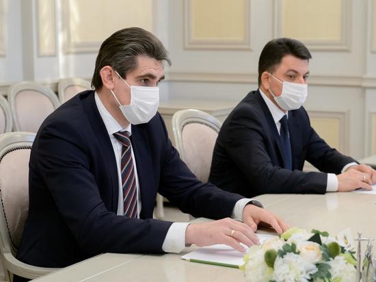 Воронежскому губернатору представили нового руководителя ВАСО
