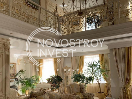 Элитный пентхаус в центре Красноярска выставили на продажу за 26,7 млн рублей