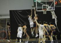 Нижегородские баскетболисты одержали победу на домашней площадке
