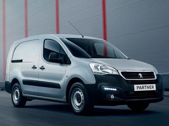 На заводе в Калуге стартует производство обновленного Peugeot Partner