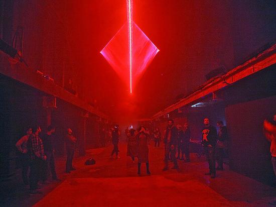 Новая инсталляция открылась в пространстве ЦЕХ* (0+)