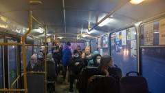 Утро в общественном транспорте Петрозаводска прошло без происшествий