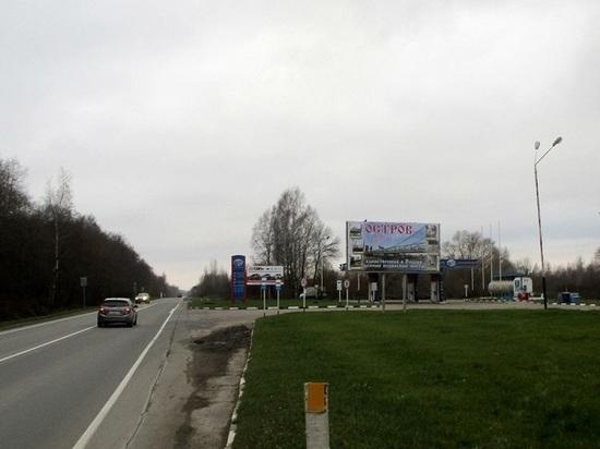 Билборды с рекламой старинных мостов появились в Псковской области