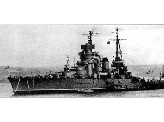Немецкая донная мина, итальянские боевые пловцы, диверсия