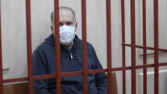 Михаил Мень в суде выглядел жутко: кадры заседания