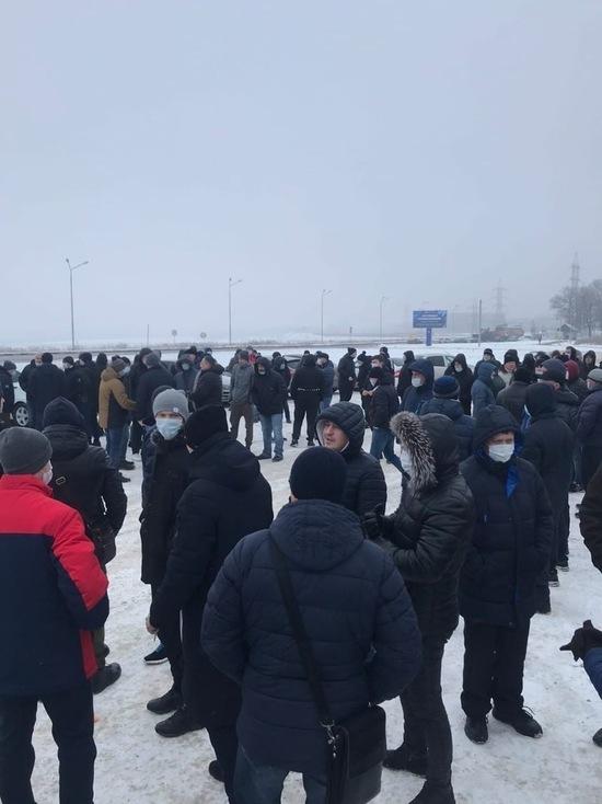 В Белгородской области на Стойленском ГОКе 400 рабочих потребовали повышения зарплаты
