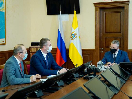 Губернатор Ставрополья призвал развивать мелиорацию в Буденновском районе