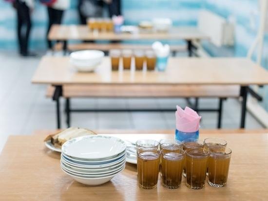В 2020 году в школах Волгоградской области обновили 68 столовых