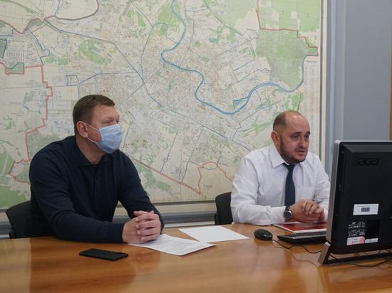 Общественную территорию приведут в порядок в рамках программы «Городская среда»