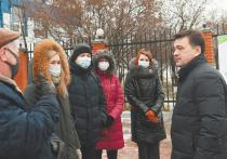 Щелковские очистные сооружения —  самые крупные на территории Московской области