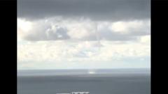 Над морем в Сочи взмыли сразу несколько смерчей: видео