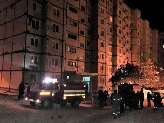 В Белгородской области сгорела квартира – 52 человека эвакуировали, 1 погиб