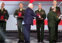 В Минобороны назвали лучших армейских врачей, строителей,  моряков и летчиков